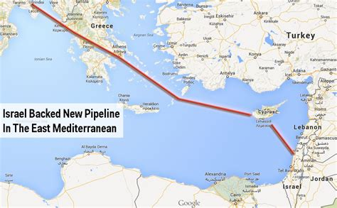 Israel Wants To Replace Europe s Dependence On Russian Gas ...
