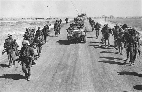 Israeli Troops   Israeli troops during the Arab Israeli ...