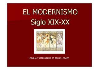 ISSUU   EL MODERNISMO by kulklas MARIA