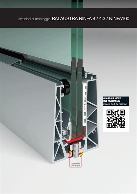 Istruzioni di montaggio NINFA 4 / NINFA 4.3 / NINFA 100 by ...