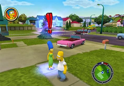 It s 14th Anniversary for  The Simpsons: Hit and Run ...