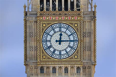 It s coming home! Big Ben to show off England colours ...