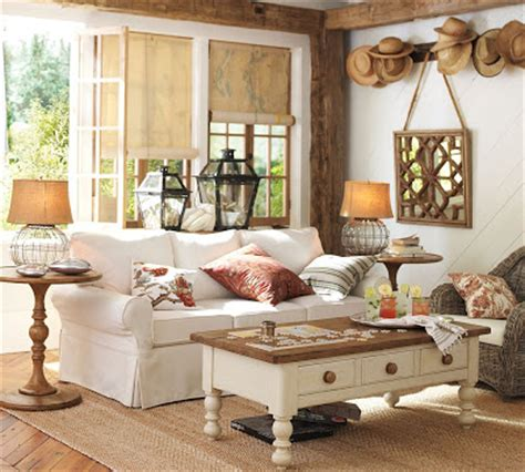 It s Here! Pottery Barn Summer Catalog   The Wicker House