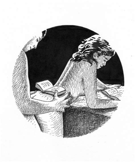 It s Nice That | Illustration: Some VERY saucy drawings by ...