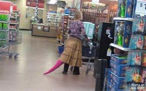 It s Nuts Out There: Attention Walmart Shoppers....
