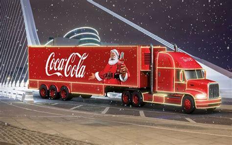 It s the 2017 Coca Cola Christmas Truck Tour!