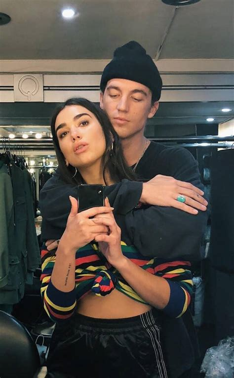 It Was Love from Dua Lipa and Paul Klein s Cutest Photos ...