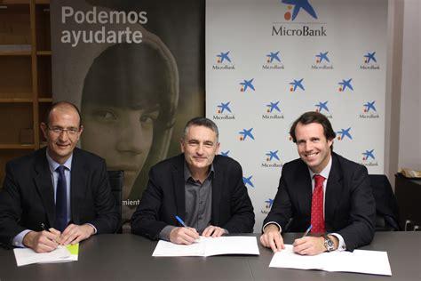 Ita Salud Mental y MicroBank firman un convenio de ...