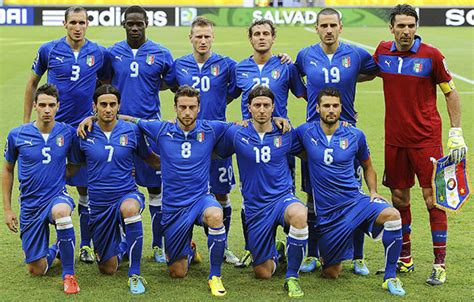 Italia   Como llegaron los 32   Mundial Brasil 2014 ...