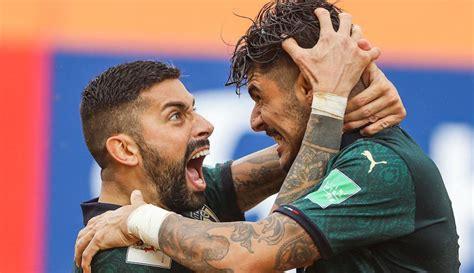 Italia, de perder con Uruguay a jugar hoy la final del ...