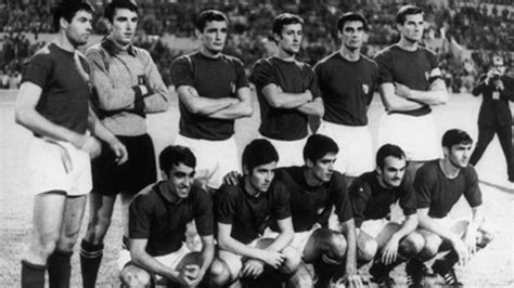 Italia ganó su única Eurocopa con la ayuda de una moneda