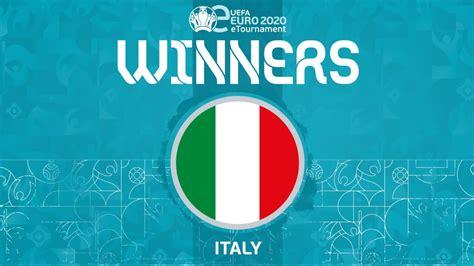 Italia se lleva la UEFA eEURO 2020 al vencer en la final a ...