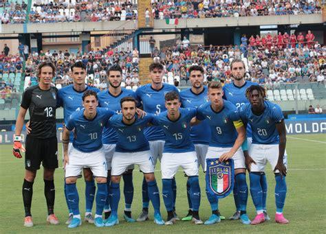 Italia Under 21, domani l esordio nelle qualificazioni ...