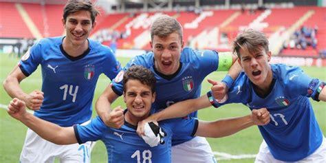Italia vs Holanda: la final del campeonato Europeo Sub 17 ...