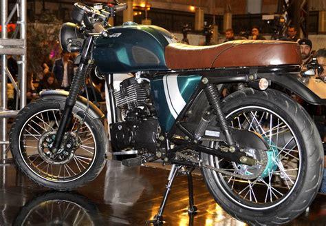 ITALIKA lanza nueva moto: SPTFIRE de la categoría Café ...