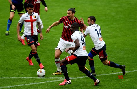 ITALY   MILAN   SOCCER   ITALIAN SERIE A   AC MILAN VS ...