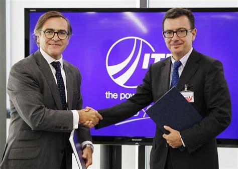 ITP recibe 119 millones de financiación del BEI   Fly News