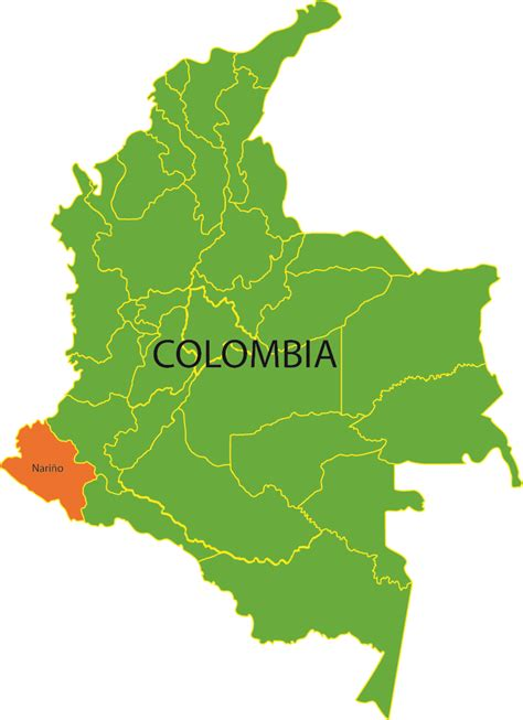 Its Geographic Location in Colombia