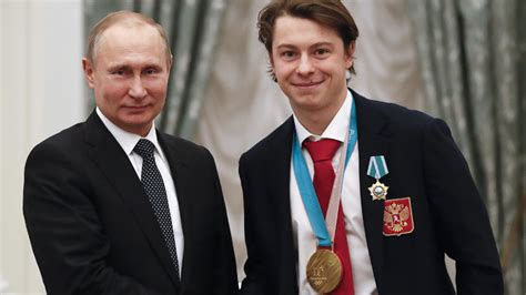 It's impossible to take away your character': Putin ...
