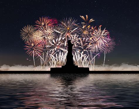 It's The Fourth Of July! Where To Celebrate The Usa's ...