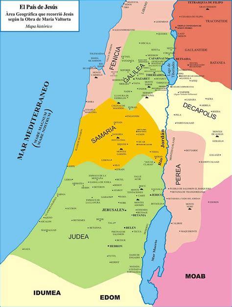 iturea y traconítide mapa   Buscar con Google | Palestina ...