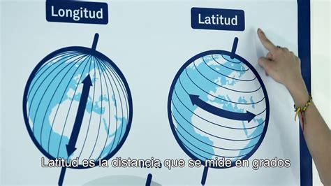 iTUTORIALS   Longitud y Latitud   YouTube