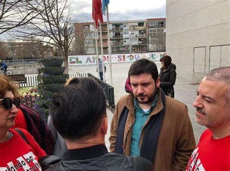 IU Madrid y PCM muestran su apoyo a la movilización de ...