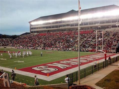 Jacksonville State Football Stadium | 141: Jacksonville ...