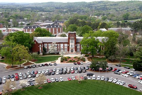 Jacksonville State University assigns addresses to all ...
