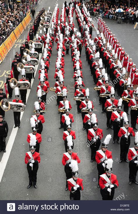 Jacksonville State University Marching Southerners taking ...