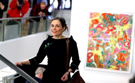 Jakobsdóttir attends Paris climate summit   Iceland Monitor