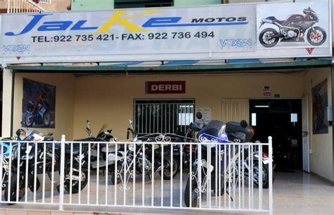 JALKE MOTOS Tienda de motocicleta, venta de motos ...