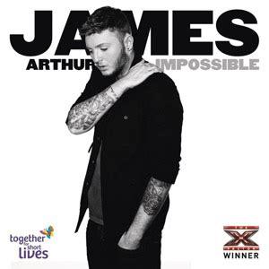 James Arthur   Impossible  Álbum    BuenaMusica.com
