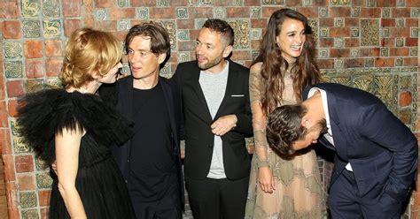 Jamie Dornan, Cillian Murphy: They Hit a Wall   Hot Pics ...