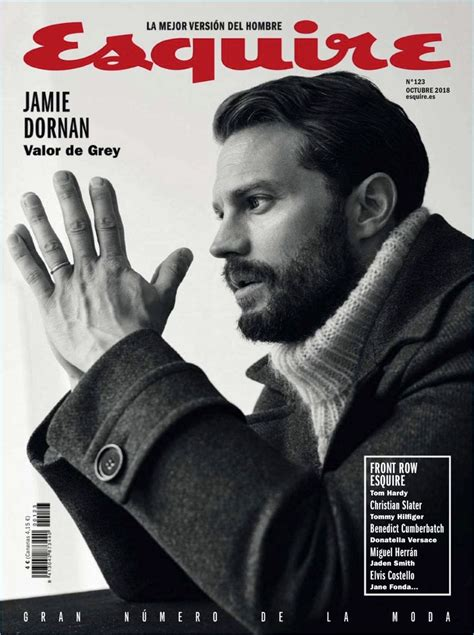Jamie Dornan Esquire España Cover Shoot   The Fashionisto