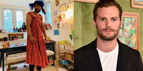Jamie Dornan presume en redes sociales el cambio de look ...