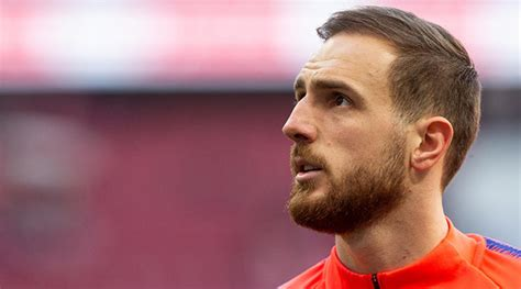 Jan Oblak exclusive:  For sure, numbers like mine aren't ...