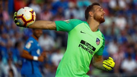 Jan Oblak leaves the Slovenian national team to 'recover'