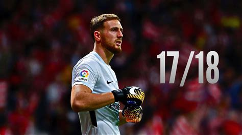 Jan Oblak Saves Compilation 2017/18丨Atletico Madrid丨HD ...