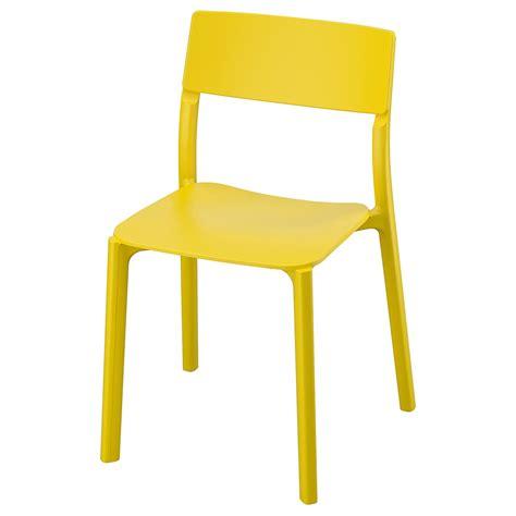 JANINGE Silla, amarillo   IKEA