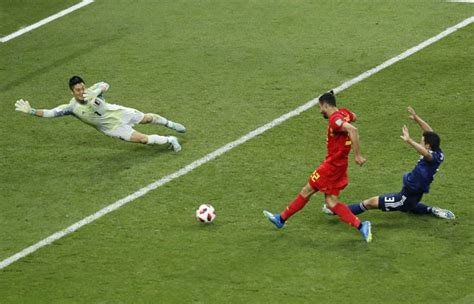 Japan knocked out of World Cup after Belgium surges back ...