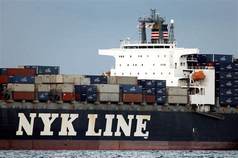Japan s NYK Line Warns of $1.9 Billion Hit on Shipping ...
