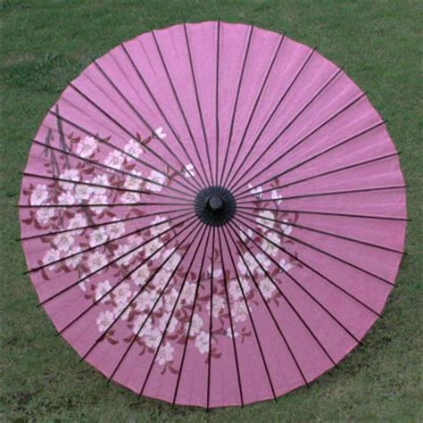 Japanese Parasol for Dance 1 foot 4 inch made by Japanese ...