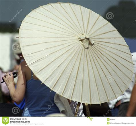 Japanese Parasol stock photo. Image of paper, fashion ...