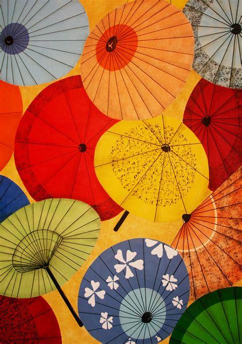 Japanese Parasol Umbrella Patterns   Seen in SF Japantown ...