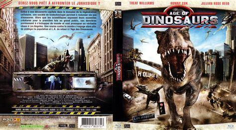 Jaquette DVD de Age of dinosaurs  BLU RAY    Cinéma Passion