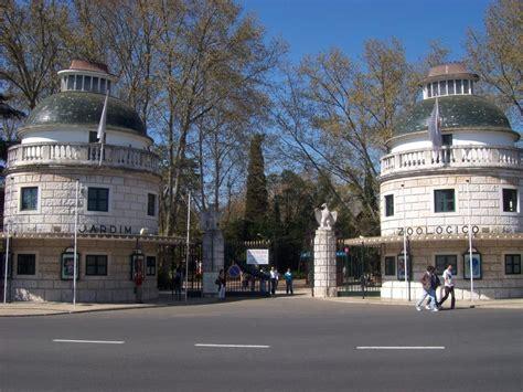 JARDIM ZOOLOGICO DE LISBOA   Estrada de Benfica, 158 160