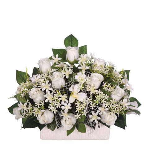 Jardineras cementerio flores artificiales. Todos los ...