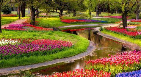 Jardines de ensueño con flores todo el año   EsLife