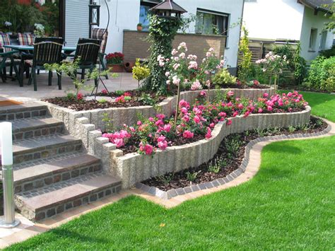 jardines diseño con flores   Hoy LowCost